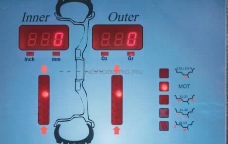 Балансировочный станок NORDBERG 4524C