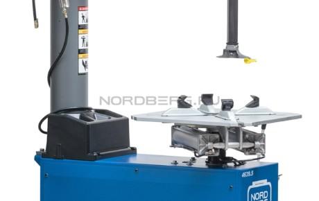 Шиномонтажный оборудование цена, 2 скорости NORDBERG 4639,5 (380В)