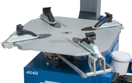 Шиномонтажный автоматический станок, 2 скорости NORDBERG 4640 (380В)