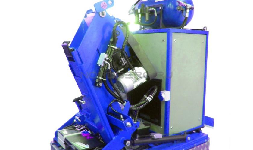 Станок шиномонтажный мобильный для грузовых авто NORDBERG 46TRKM НОВИНКА