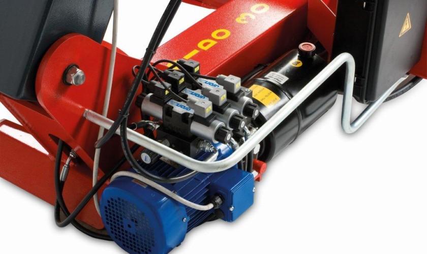 Станок шиномонтажный для грузовых авто M&B DIDO 30