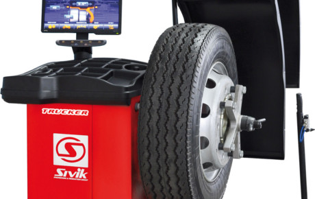 Балансировочный станок для грузовых авто СБМП-200 TRUCKER