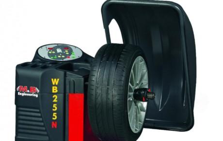 Балансировочный станок M&B WB255N