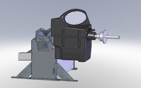 Компактный балансировочный станок M&B WB200M