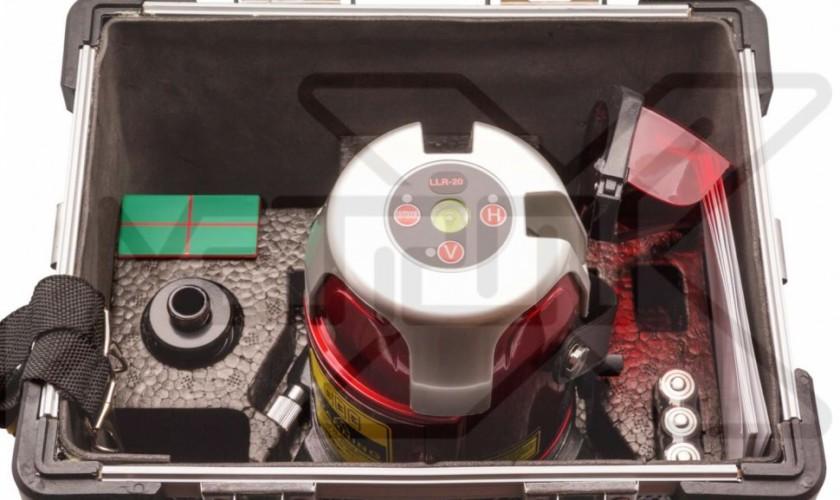 Нивелир лазерный CrossLiner LLR-30