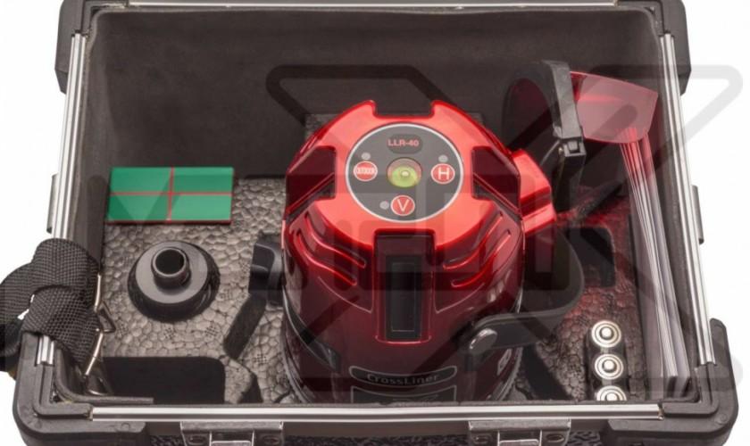 Нивелир лазерный CrossLiner LLR-40