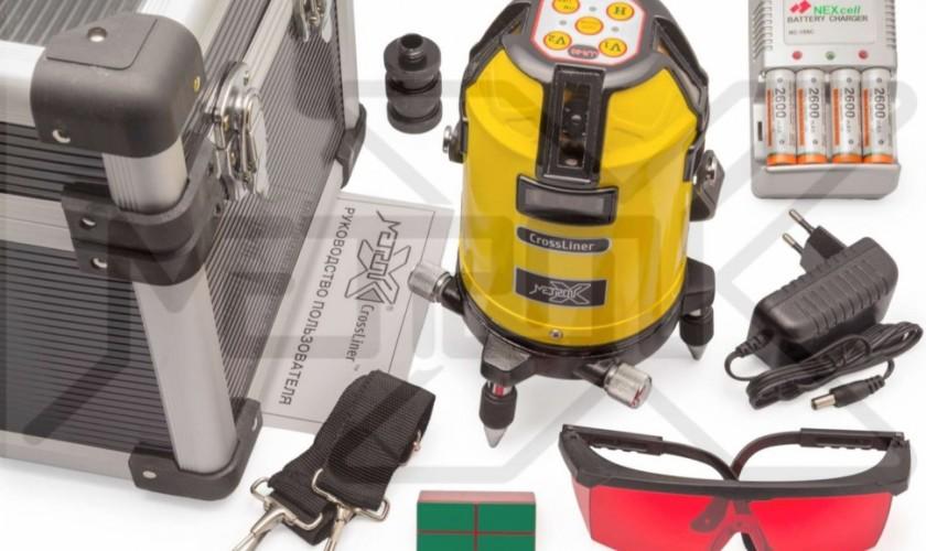 Нивелир лазерный CrossLiner LLR-50