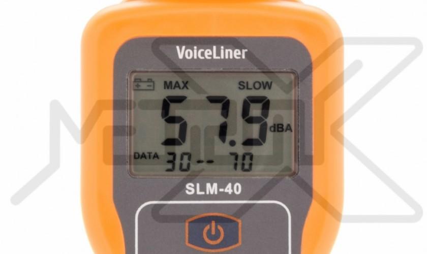 Шумомер VoiceLiner SLM-20