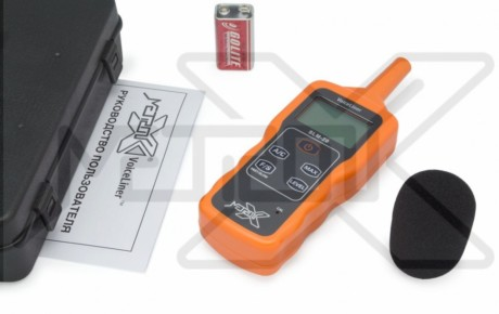 Шумомер с USB интерфейсом VoiceLiner SLM-40