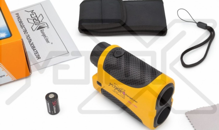 Лазерный дальномер RangeLiner DML-1200