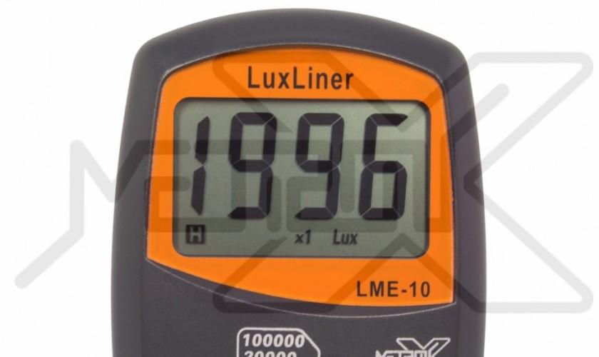 Люксметр LuxLiner LME-10
