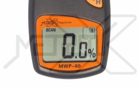 Влагомер древесины HygroLiner MWP-60