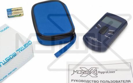 Индукционный влагомер древесины HygroLiner MWI-80