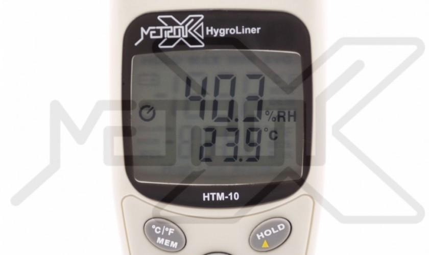 Термогигрометр HygroLiner HTM‑10