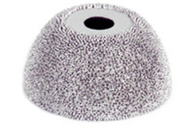 RH-102 Абразивная полусфера 50мм, зерно 170