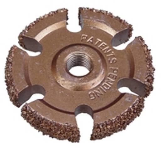 S-2003 Абразив диск (ф51,ширина 6, зерно 36)