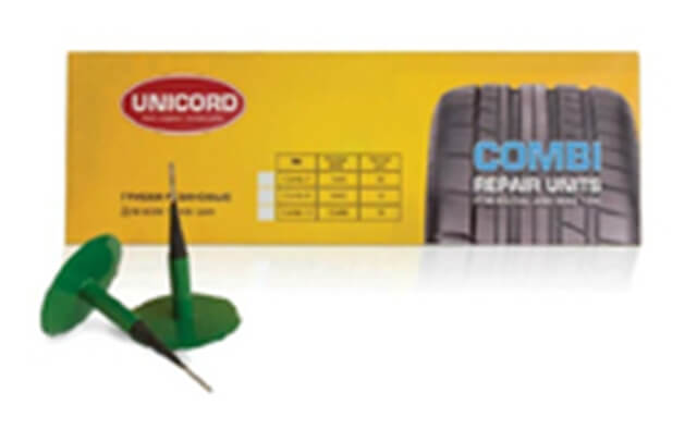 Грибки COMBI-7 UNICORD