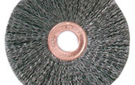 S-892 Текстурная щётка Ф75 мм