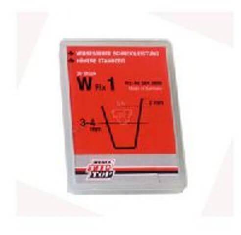 Набор ножей (лезвий) для нарезки протектора шин Tip-Top W-1