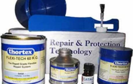 Полимерный состав для заделки стыка транспортерной ленты