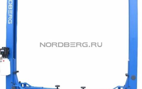 ПОДЪЕМНИК с верхней синхронизацией (цельные стойки), 4,0 м NORDBERG N4120HL-4T_220V
