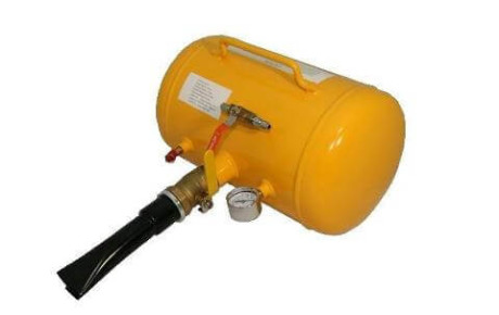 PG-18 Clipper — Бустер для взрывной накачки колес